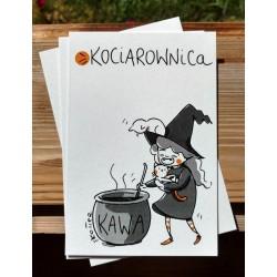 Pacztówka KOCIAROWNICA